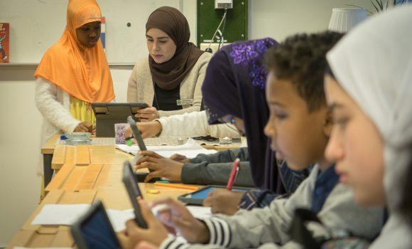 Datorer och Ipads i undervisningen