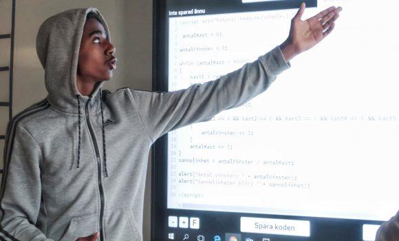 9:orna programmerar JavaScript